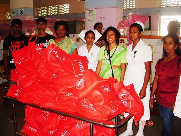 Lady Ridgeway Hospital, Colombo