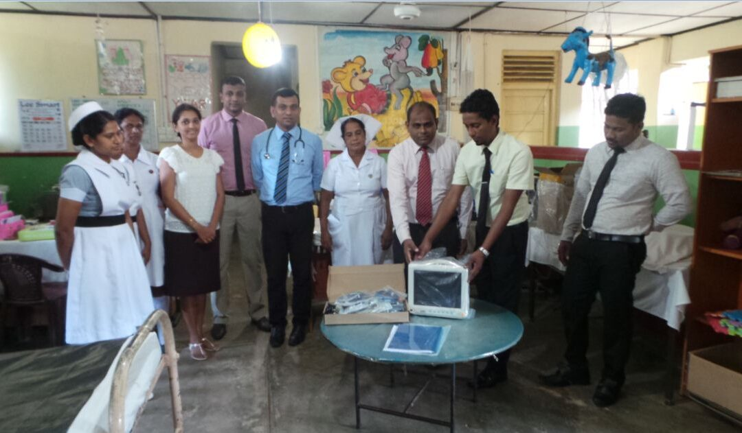 BASE HOSPITAL PADAVIYA – MULTI PARAMETER MONITOR