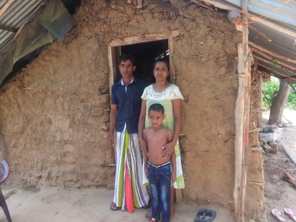 SUSANTHA'S HOME PROJECT, DAKUNIIWURA, LUNUGAMVEHERA