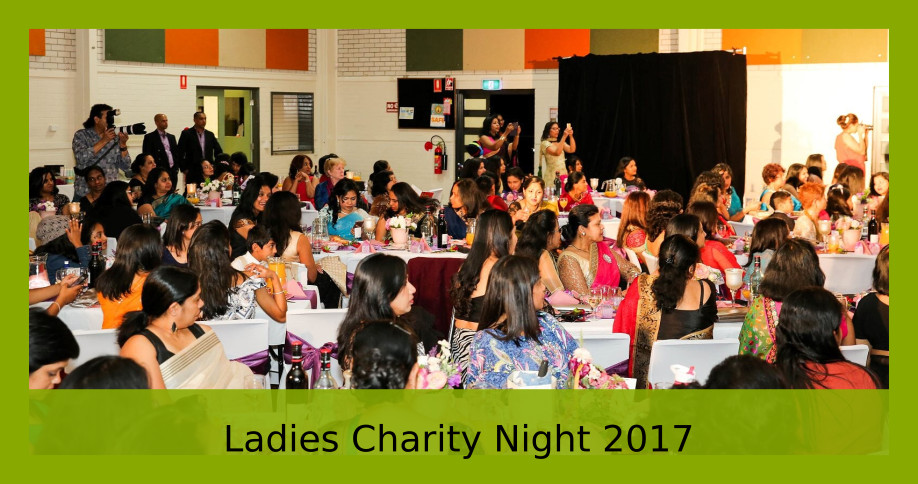 LADIES CHARITY NIGHT 2017