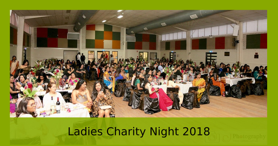 LADIES CHARITY NIGHT 2018