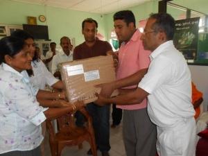 Uraniya District Hospital- Multi Parameter Monitor