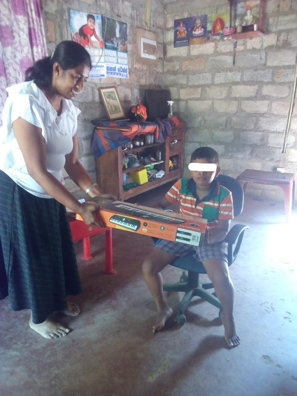 Brand New Keyboard for Chamuditha
