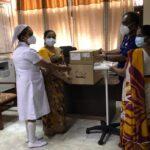 BIPAP handded over to Director of Karapitiya Hospital
